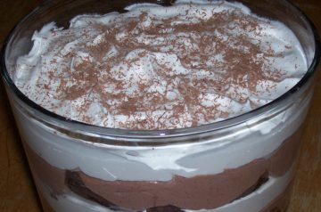 15-minute Jello Trifle