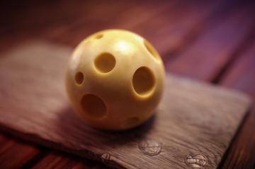 3 Pepper Cheese Ball