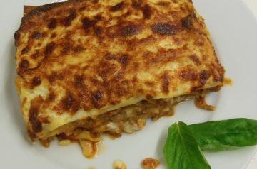 4-Cheese Lasagna