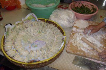 African Sadza Dumpling