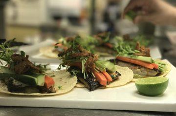 Al Pastor Fish Tacos