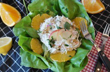 Ambrosia Waldorf Salad