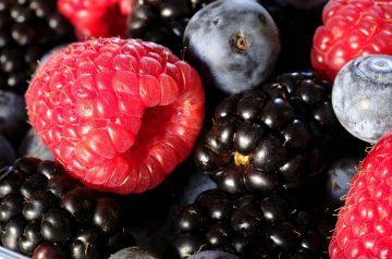 Any Berry Crisp