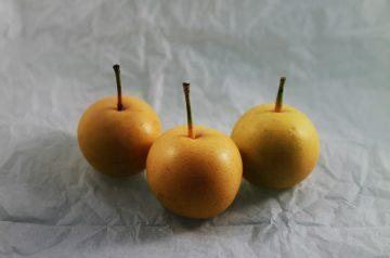 Asian Pear Slaw