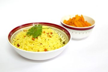 Awesome Crunchy Lemon Rice