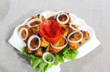 Barbecue Chicken Basil Calzones (Oamc)