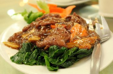 Basic (No Tomato) Beef Stew