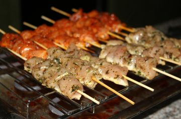 Beef or Chicken Fajita Marinade