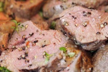 Beef Rolled Rib Roast au Jus