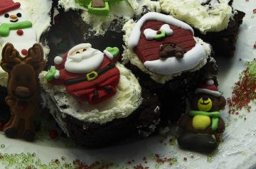 Best Brownies With Frosting