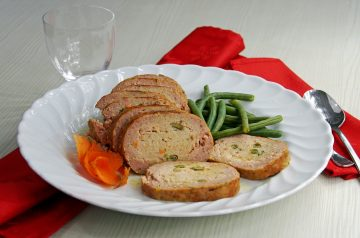 Best Ever Italian-Style Meatloaf