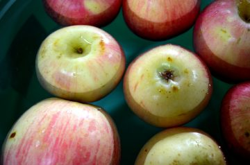 Bobbing Apple Punch