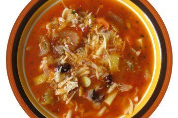 Brandi's Minestrone Soup