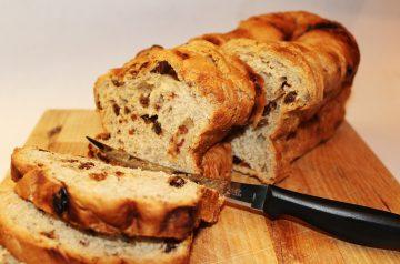 Raisin Bran Quick Bread