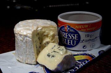 Autumn Salad With Bleu Cheese