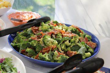 Broccoli and Bacon