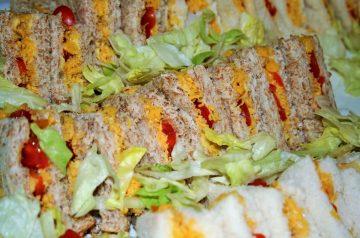Turkey Philly Sandwiches