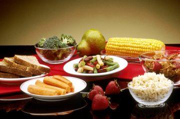 Brown Rice Fruit Salad