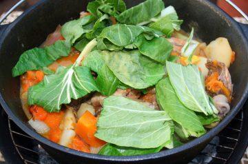 Brunswick Chicken Stew