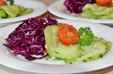 Bulgarian Mixed Salad