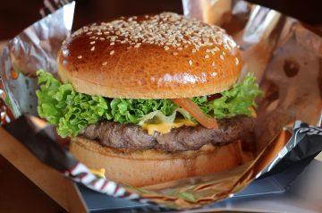 Portabella Burger Marinade