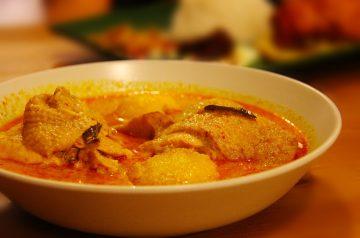 Burma Curry Chicken