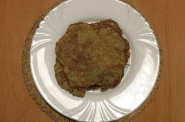 Cabbage and Potato Cakes