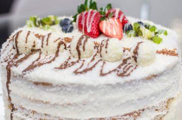 Easy-Bake Oven Chocolate Birthday Cake