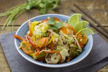 Caponata Pasta Salad