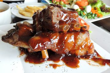 Carolina Mustard BBQ and Basting Sauce