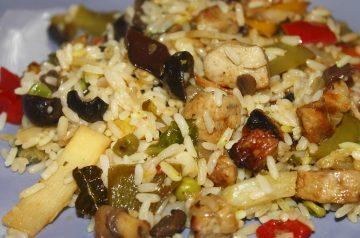 Caron's Tasty Coconut Rice