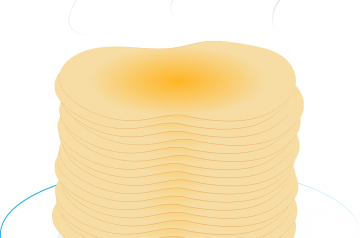 Carrot Pancakes (just like Potato Pancakes)