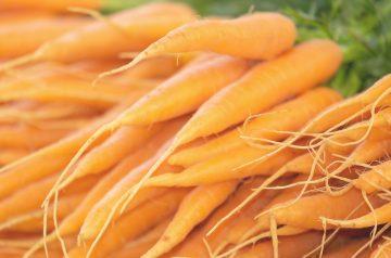 Lemony Glazed Carrots