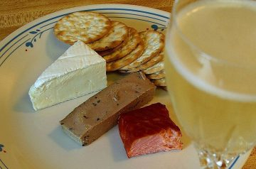 Four-Cheese Pate