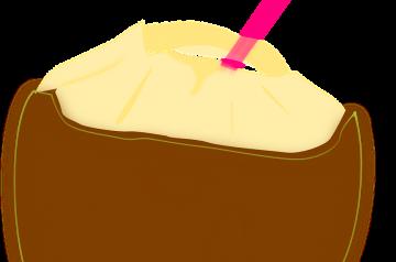 Che Chuoi (Bananas in Coconut milk)