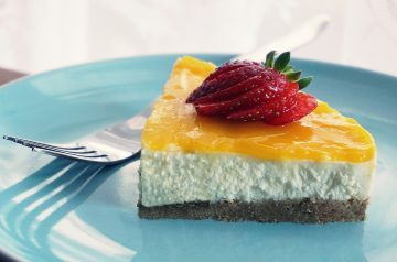 Sauteed Strawberry Dessert Topping