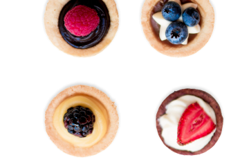 Cheesy Artichoke Mini Tarts