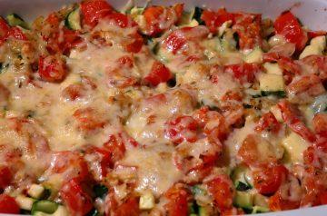 cheesy egg casserole-mrsmelie