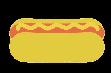 Cheesy Hot Dogs