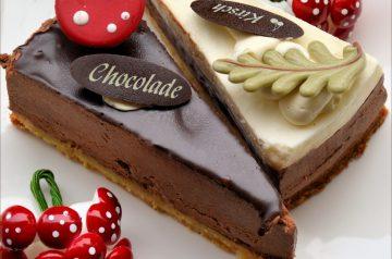 Nana's Chocolate Cherry Cake