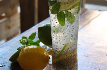 Lime and Lemonade