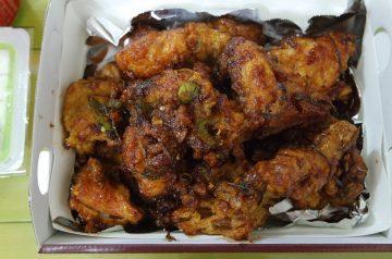 Lani's Spicy Chicken