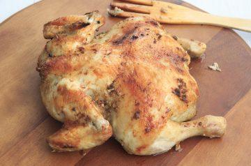 Crispy Chinese Roast Chicken in a Bundt Pan!