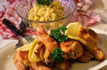 Baked Chicken Tarragon