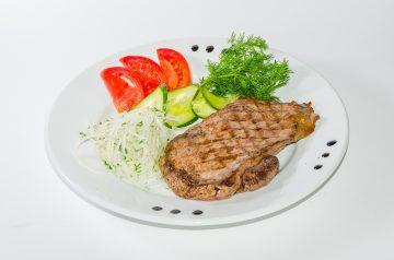 Chicken-Fried Steak With Cracked Pepper Gravy