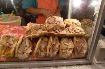 Chicken Tortas (Mexican sandwiches)