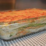 Zucchini and Ground Beef Lasagna