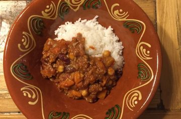 Arroz Con Gandules ( Rice and Beans)