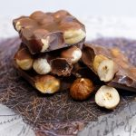 Healthy Chocolate Nut Squares