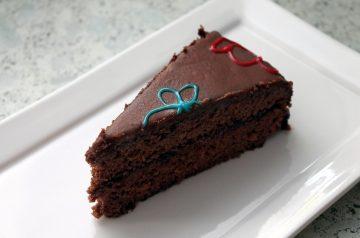 Chocolate Ginger Torte